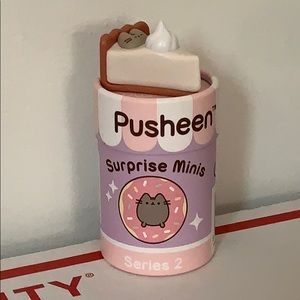 New Pusheen Pie Collectable Figure